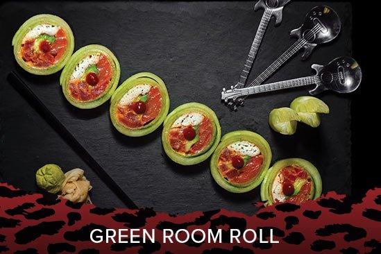 GREEN ROOM ROLL
